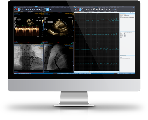 Clinical Collaboration cardiology images